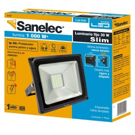 Reflector 36 Leds super slim