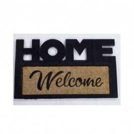 Tapete De Entrada Home Y Welcome 45 X 75 CasaMia
