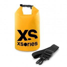 Bolso Impermeable XSories Stuffler Amarillo 8 Lts