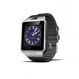 "Smartwatch Hishimoto Pantalla 1.5"" Touch SW08 Color Plata"