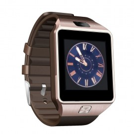 "Smartwatch Hishimoto Pantalla 1.5"" Touch SW08 Bronce"