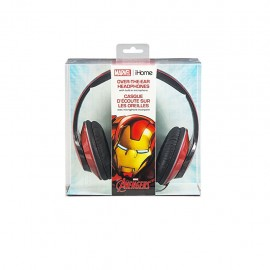Audifonos Multimedia Marvel IronMan