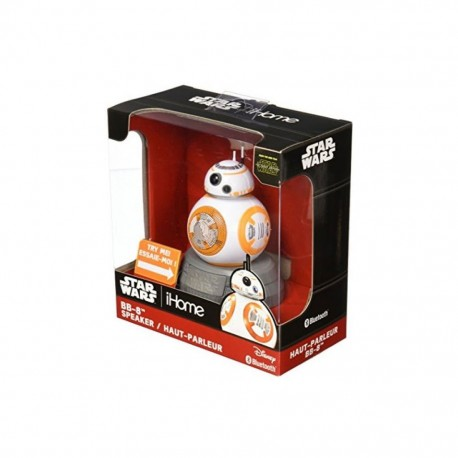 Bocina Bluetooth Star Wars BB8 2 - Envío Gratuito