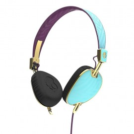 Audífonos Skullcandy Knockout Robin Smoked
