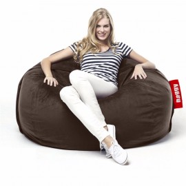 Puff Cama Baggy Individual Chocolate