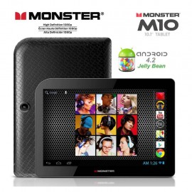 "Tablet Monster 10.1"" Android 4.2 16GB - Envío Gratuito"